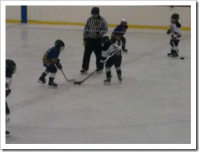 hockey faceoff