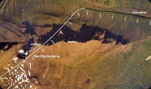 iceland Norðfjarðargöng