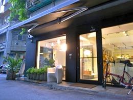 61NOTE店門口
