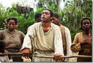 12 anos de escravidão é uma das apostas do Globo de Ouro