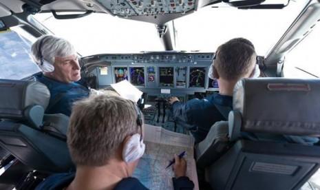 video rekaman terbaru suasana joy flight sukhoi superjet 100 sebelum jatuh