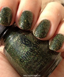 China Glaze Winter Holly 3