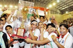 Women's World Cup Kabaddi Championship 2012