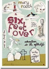 six feet over