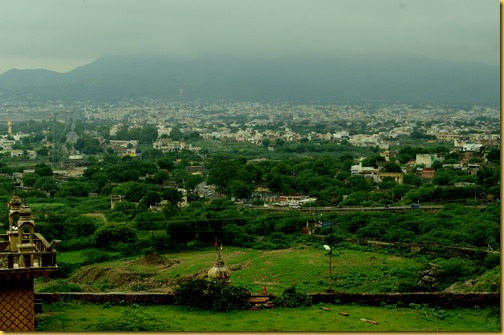 Eight days in Rajasthan, Rajasthan in monsoons, Greenery in Rajasthan photo