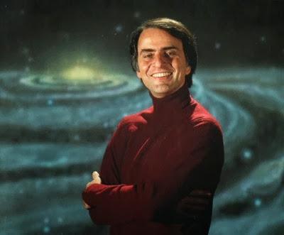 Dr Carl Sagan