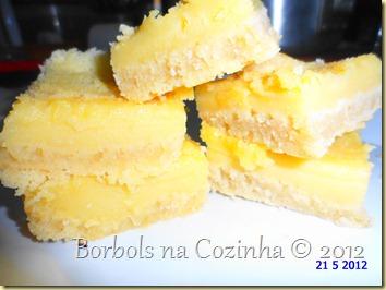 baarinhas de limão siciliano diet