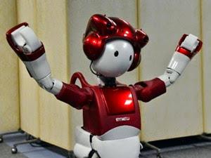 robô Emiew