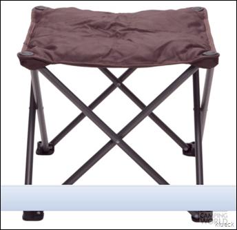 Outdoor Ottoman   Mac Sports RO904S 117   Folding Chairs   Camping World