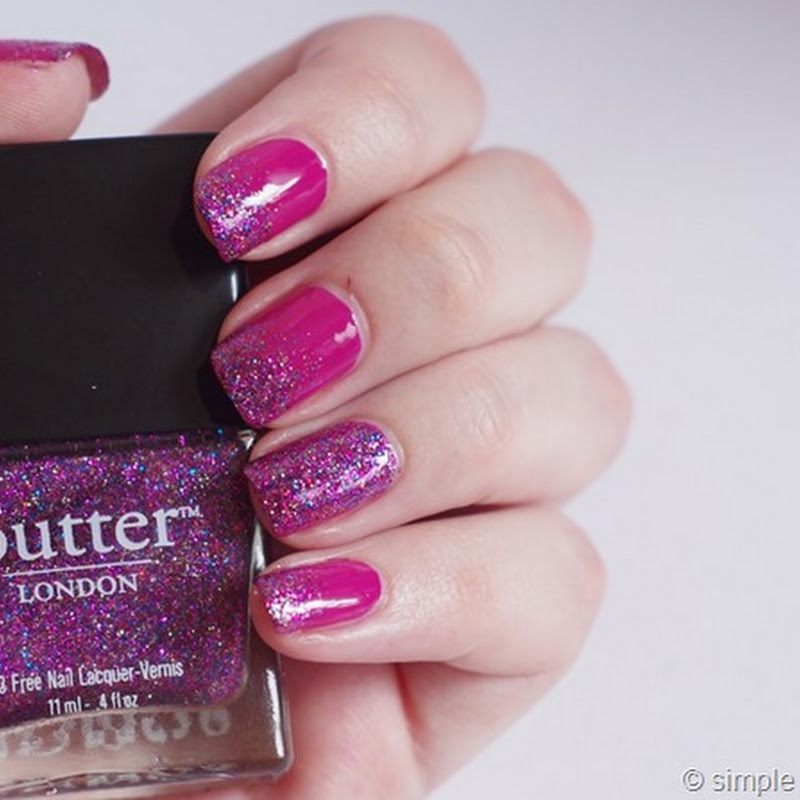 [Review] Butter London–Lovely Jubbly