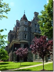 Side of Boldt Castle