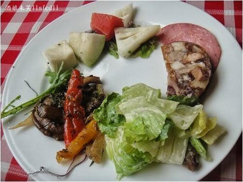 酒娘未笑: [食記] [台中西區] Franco Papa 法藍爸爸義式餐館 ...
