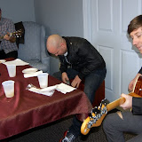 Hawk Nelson visits WBFJ - 12-6-12