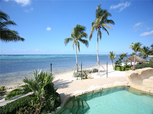 Продажа домов на берегу океана или моря