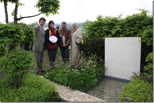 This Is A Blog By Former Student Ana Mari Bull Who Along With Former Fellow  Student Lorenzo Soprani Won Best Festival Garden 2014, RHS Malvern.