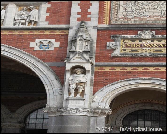 Rijks Museum details 7
