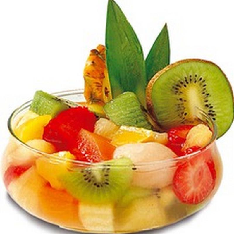 لماذا ننصح بعدم أكل الفاكهة بعد الطعام مباشرة ؟