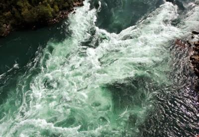 Niagara whirlpool view