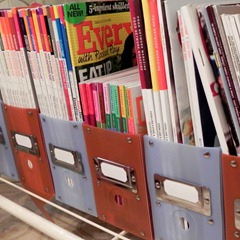 Magazine Organization Square