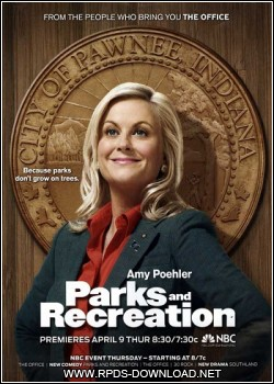 4e7bd3ab5a6b6 Parks And Recreation 1, 2, 3 Temporada Legendado RMVB HDTV