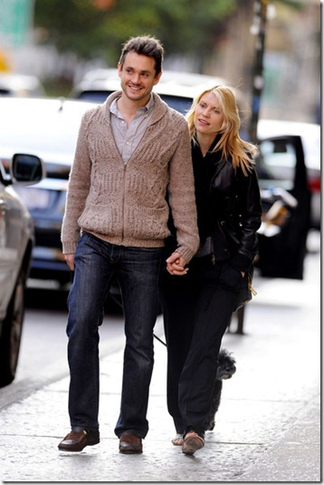 Claire Danes Claire Danes Hugh Dancy Walk -BY8zZMte8dl