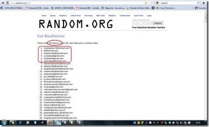 Sorteio random - 270512