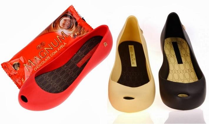 magnum melissa sapatilhas
