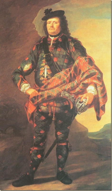 James Fraser, Maj. Castle Leathers