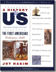 A History of US, by Joy Hakim