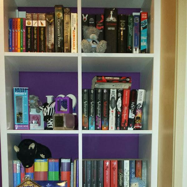 Bookshelves and You.