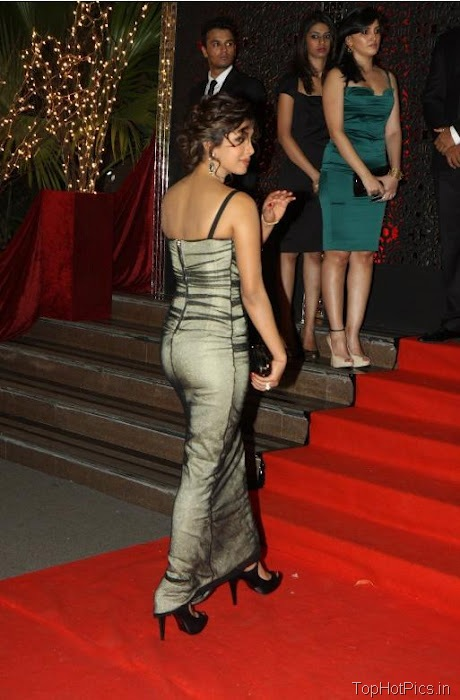 Priyanka Chopra Sexy Pictures in Hot Dress 2