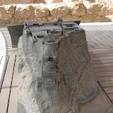 Model of Masada