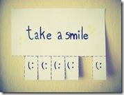 Take a Smile -)