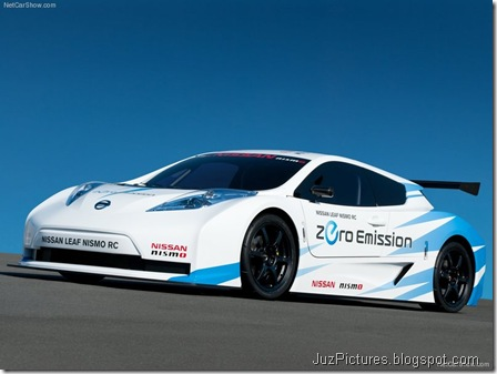 Nissan Leaf Nismo RC Concept2