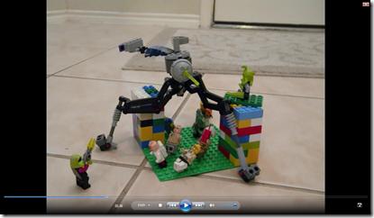 Lego DVD 6