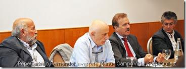 PepeCarbajo,FernandoNavarrete,ManuelCampoVidalyPepeQuilez