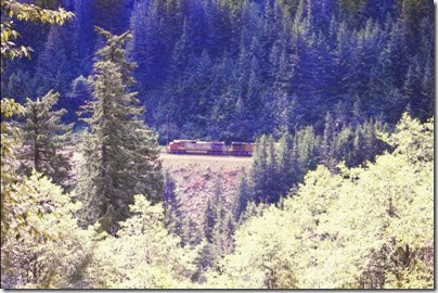 463161731 BNSF Freight Train from near the Twin Tunnels on the Iron Goat Trail in 2007