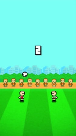 Super Ball Juggling clone game Ball Juggling  super soccer  football flick game