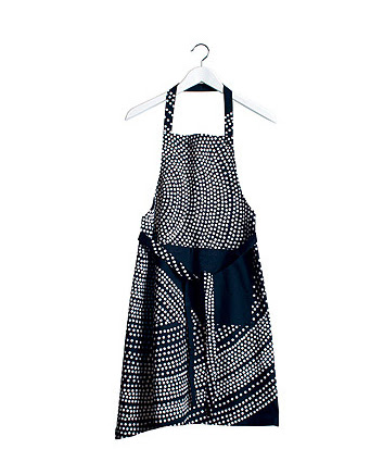 Fokus apron.  So chic for whipping something up in the kitchen.