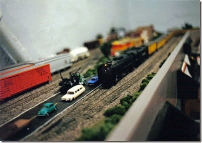 24 My Layout in Summer 2002