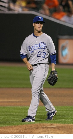'Zack Greinke' photo (c) 2009, Keith Allison - license: http://creativecommons.org/licenses/by-sa/2.0/