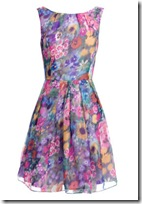 Monsoon flower dress