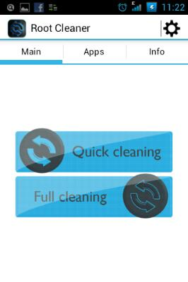 Cleaner Full Version v1.4.1 Apk | Free Download Root Cleaner Terbaru