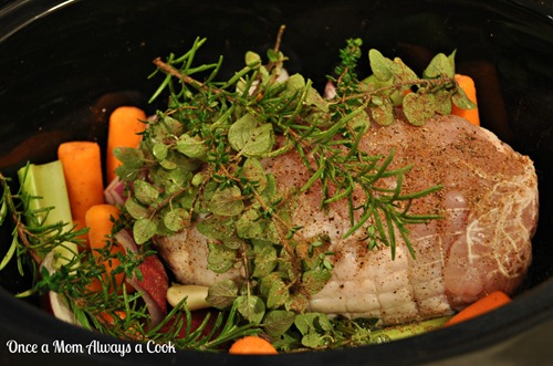 Turkey Breast in Slow Cooker