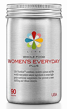 Life Nutrition Women's Everyday Plus WATSONS $44.90, 90 vegicaps