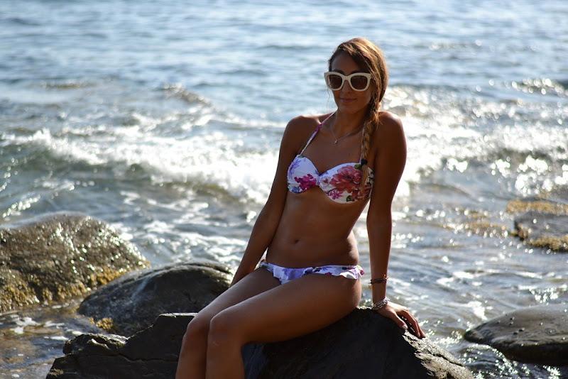 Cia Maritima Bikini, Cia Maritima, Cia Maritima Beachwear, Zara sunglasses