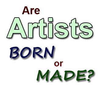 artists born or made