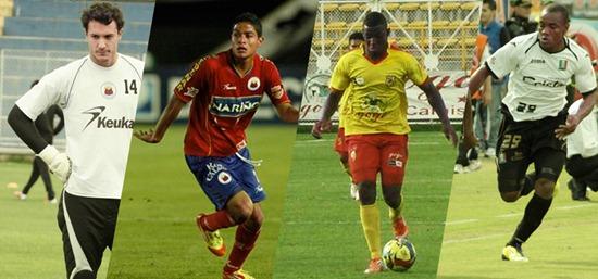 2013II Gonzales, Rendon, Mosquera, Murillo