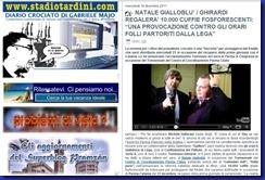 NATALE GIALLOBLU GHIRARDI VS LEGA