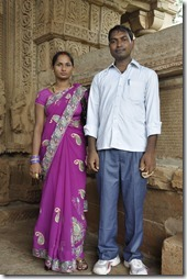 gwalior 070 temple Sasbahu, rencontre.